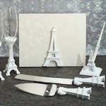 Elegant Paris Wedding Collection