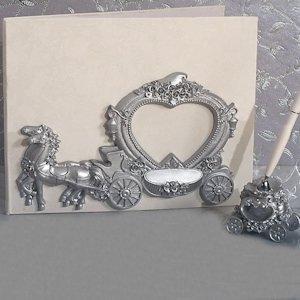 Enchanted Wedding Coach Accessory Set image