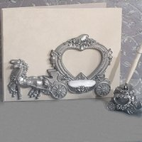 Enchanted Wedding Coach Accessory Set