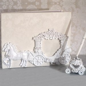 Enchanted Fairytale Wedding Coach Accessory Set image