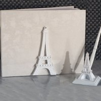 Elegant Paris Wedding Accessory Set