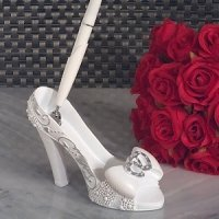 Belle of The Ball Shoe Design Pen Set