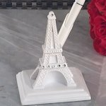 Elegant Paris Wedding Collection Pen Set