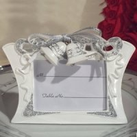 Wedding Bells Place Card Holder