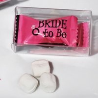 Bachelorette Party Gift Box Mint Candy Favors