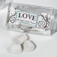 Live Love and Laugh Gift Box Mint Candy Favors