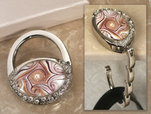 Art Deco Purse Design Handbag Holder image