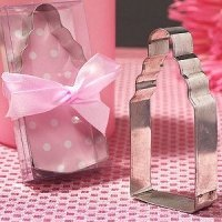 Baby Bottle Cookie Cutter - Girl