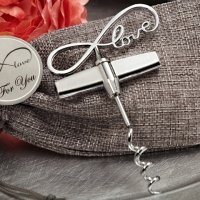 Endless Love Chrome Wine Opener