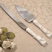 Beach Themed Cake Server Set