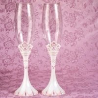 Princess Toasting Glasses Set