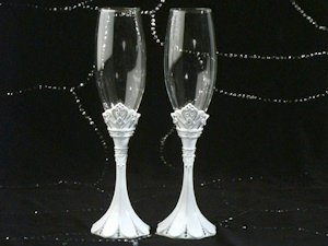 Royalty for a Day Toasting Glasses Set image
