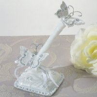 Elegant Butterfly Pen Set