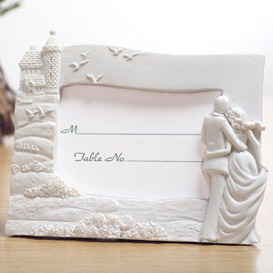 Happily Ever After Wedding Place Card Frames image