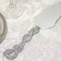 Grapevine Gift Boxed Cake Server Favor