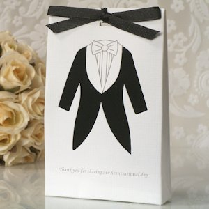 Scentsational Collection Groom Sachet Favors image