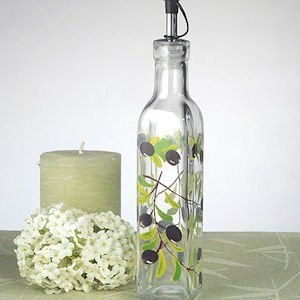 Europa Collection Olive Oil Bottles Favors image