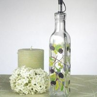 Olives Bottle Design Small Olive Oil Party Favors