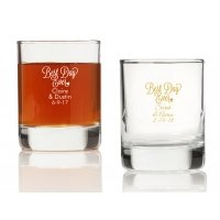 Best Day Ever Personalized Votives or Shot Glass
