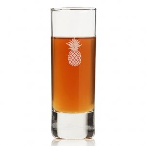 Pineapple Tall Shot Glass (Set of 4) image