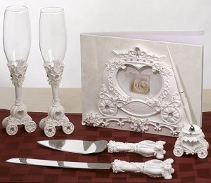 Wedding Coach Accessory Set image
