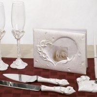 Crystal & Calla Lily Collection