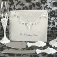 Collection - Elegant Lace - White