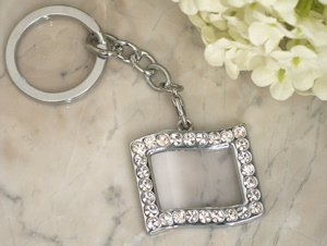 Memorable Moments Keychain Photo Holder Favors image