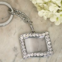 Memorable Moments Keychain Photo Holder Favors