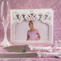 Pink Princess Tiara Collection