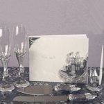 Platinum Castle Collection Wedding Accessory Set