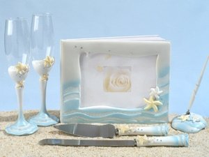 Starfish Beach Reception Set image