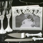 Royalty for a Day Reception Set