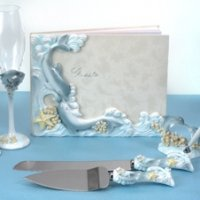 Oceans of Love Reception Accessory Set