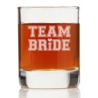 Team Bride Shot Glass (Set of 4)