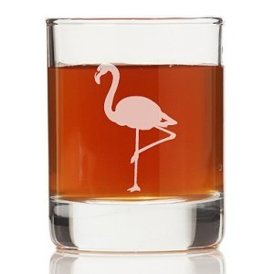Flamingo Shot Glass (Set of 4) image