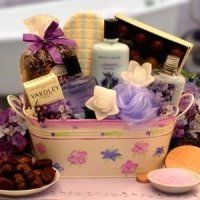 Tranquil Moments Spa Basket