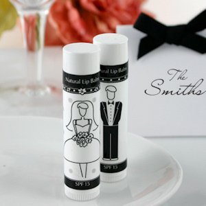 Bridal Party Lip Balms - Wedding Chapstick Favors image