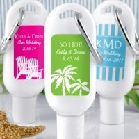 Unique Beach Favors