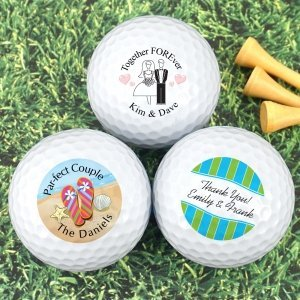 Golf Ball Wedding Favors image