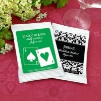 Personalized Las Vegas Cosmopolitan Drink Mix Favors