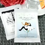 Personalized Cosmopolitan Cocktail Mix Favors