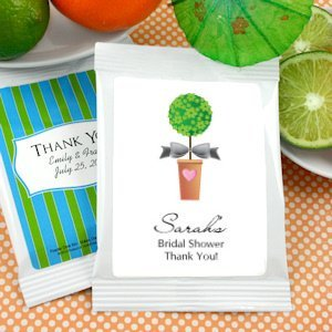 Personalized Bridal Shower Margarita Mix Favors image