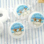 Life Savers Beach Themed Party Favor Mints (Many Designs)