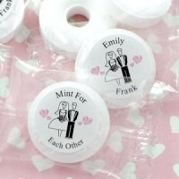 Life Savers Personalized Wedding Mint Favors