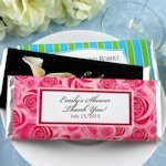 Hershey's Personalized Bridal Shower Candy Bar Favors