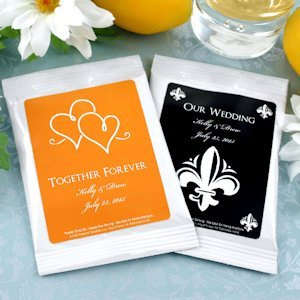 Personalized Lemonade Mix Wedding Favors (Many Designs) image