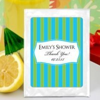 Personalized Bridal Shower Lemonade Favors (Many Designs)