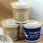 Personalized Silhouette K-Cup Coffee Favors (Many Designs)