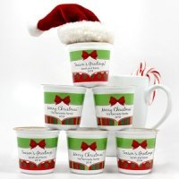 Holiday K-Cup Coffee Favors
